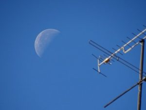 Der Mond über Madrid