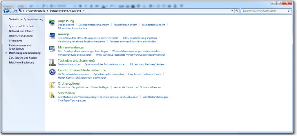 Schriftarten bei Windows installieren