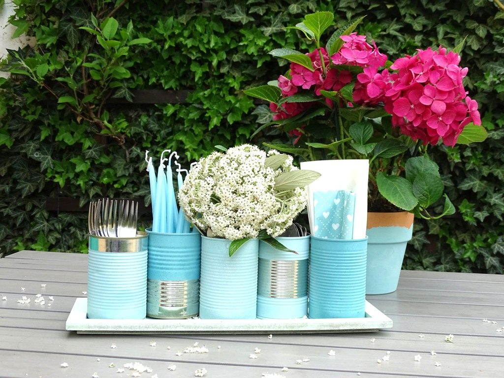 Kreidefarbe DIY mit Chalk Paint Spray