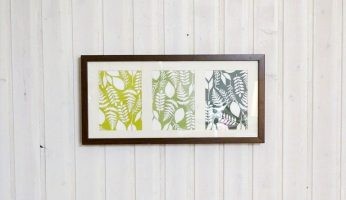 Sizzix Wiesenblätter von Sophie Guilar