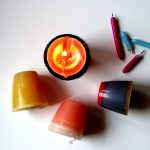 Upcycling für Kerzenreste