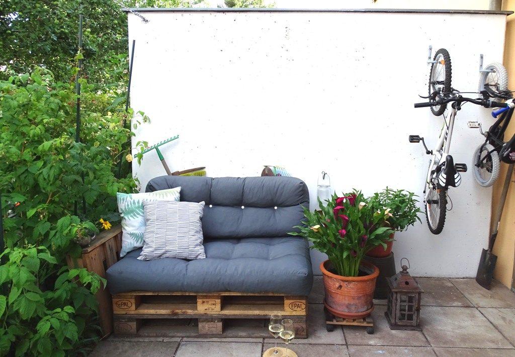 Palettensofa für den Garten - VlikeVeronika - Garten