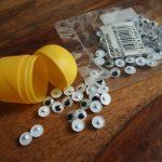 Überraschungsei Bastelideen: Aufbewahrung für Bastelsachen