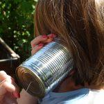 Dosentelefon Dosen DIY