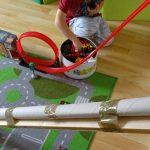 Küchenrolle upcycling DIY-Projekt