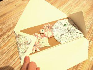 Kuverts kann man selber basteln