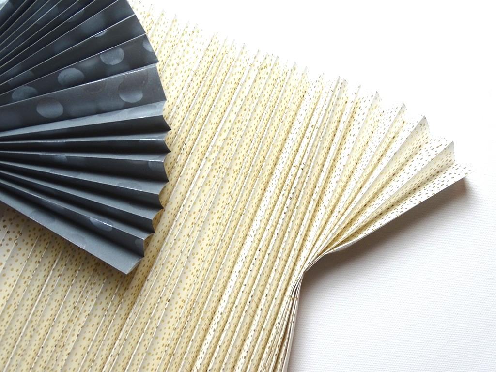Papierrosetten basteln, Schritt-für-Schritt-Anleitung
