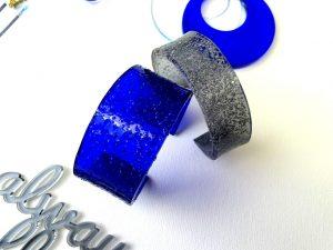Bläschen auf Acrylglas oder Plexiglas