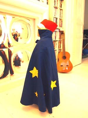 Kostümideen zum Selbermachen: Zauberercape