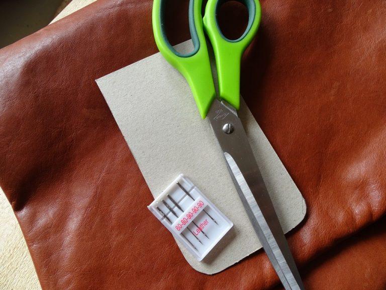 Handyhülle aus Leder nähen: DIY-Anleitung