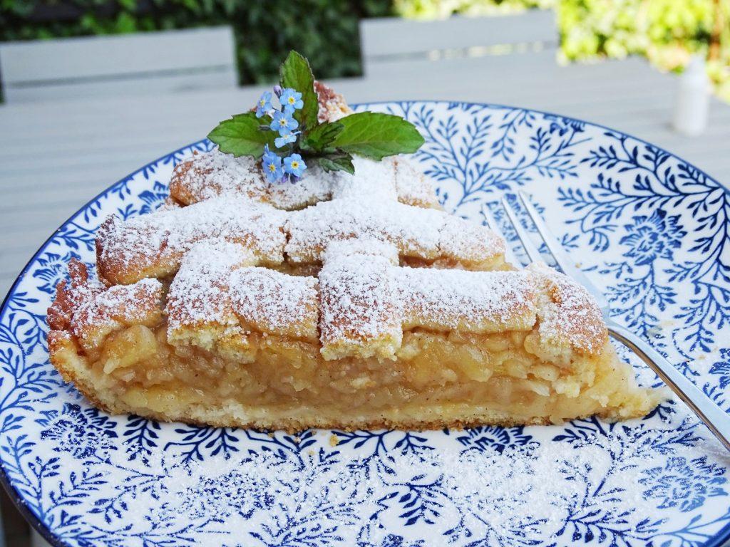 Rezept für saftigen Apfelkuchen in Apple Pie Springform