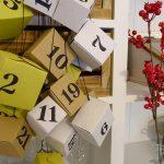 24 individuelle Adventkalenderboxen selber machen