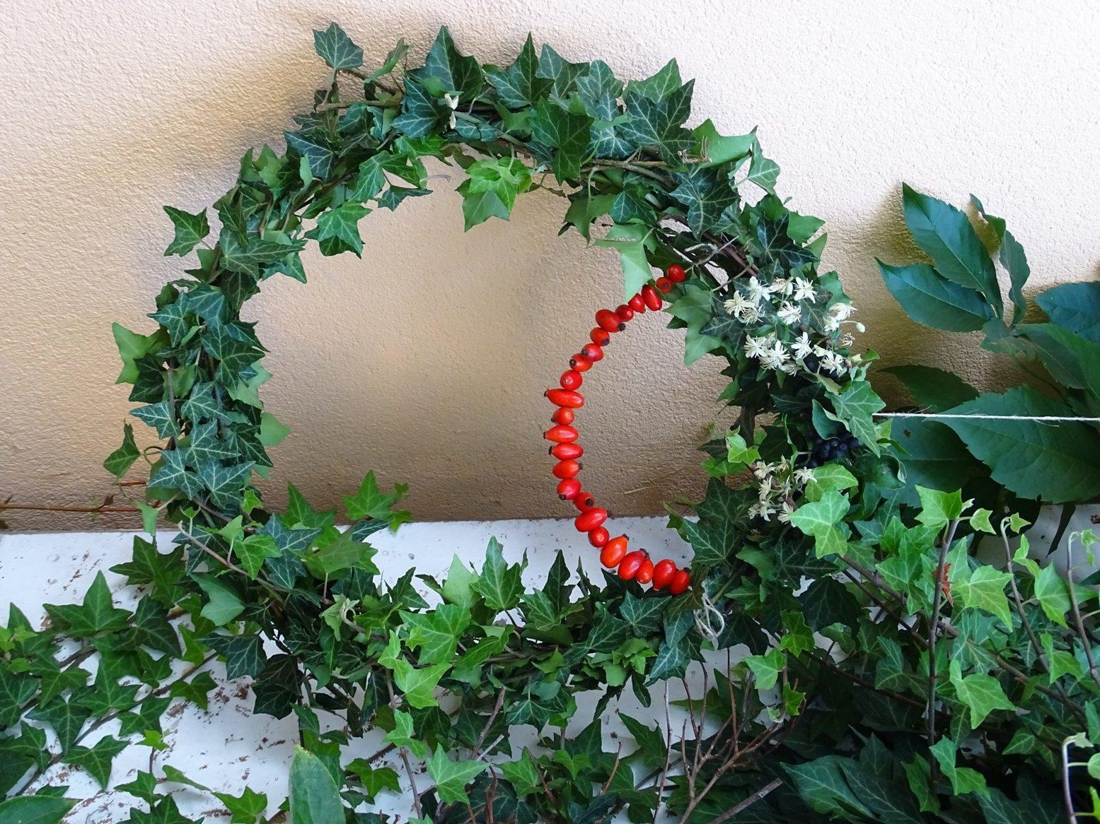 Herbstkranz: DIYs für den Herbst