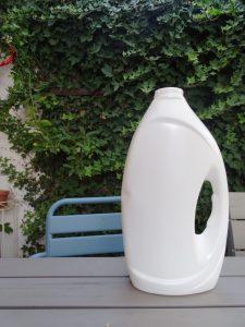 DIY-Ideen für leere Waschmittelflaschen