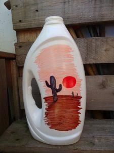DIY-Ideen mit Waschmittelflaschen, Upcycling kann so viel Spaß machen.