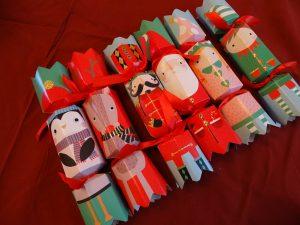 Christmas Crackers in Wien kaufen - Erklärung der Weihnachtstradition