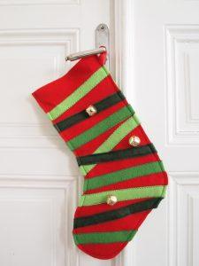 Lustige Christmas Stockings nähen