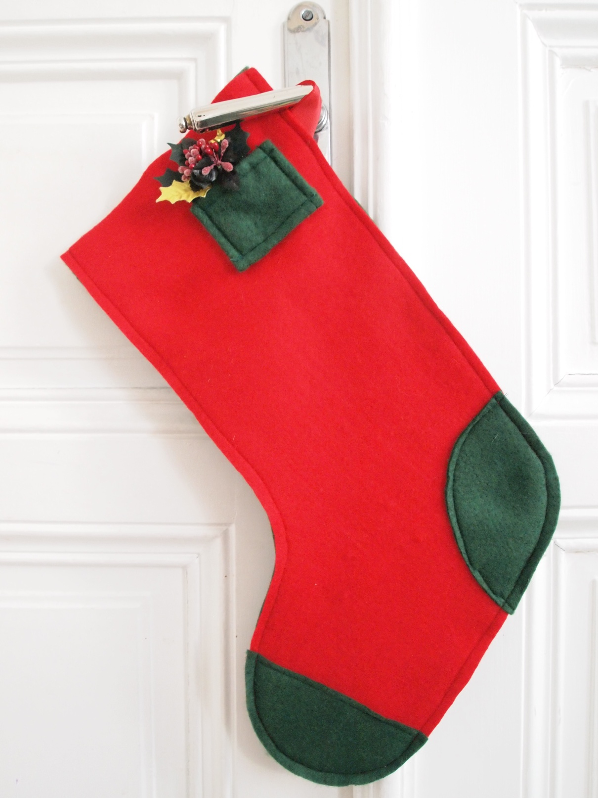 DIY für Weihnachten: Christmas Stockings nähen