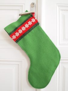 Christmas Stockings nähen Tutorial