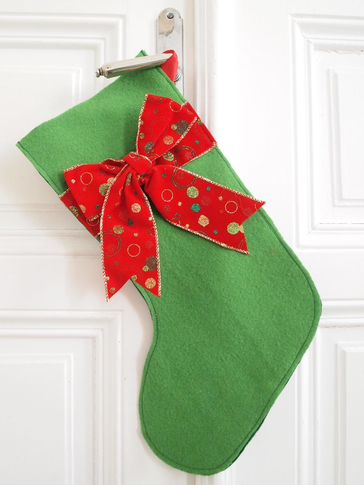 Christmas Stockings nähen Ideen für DIY