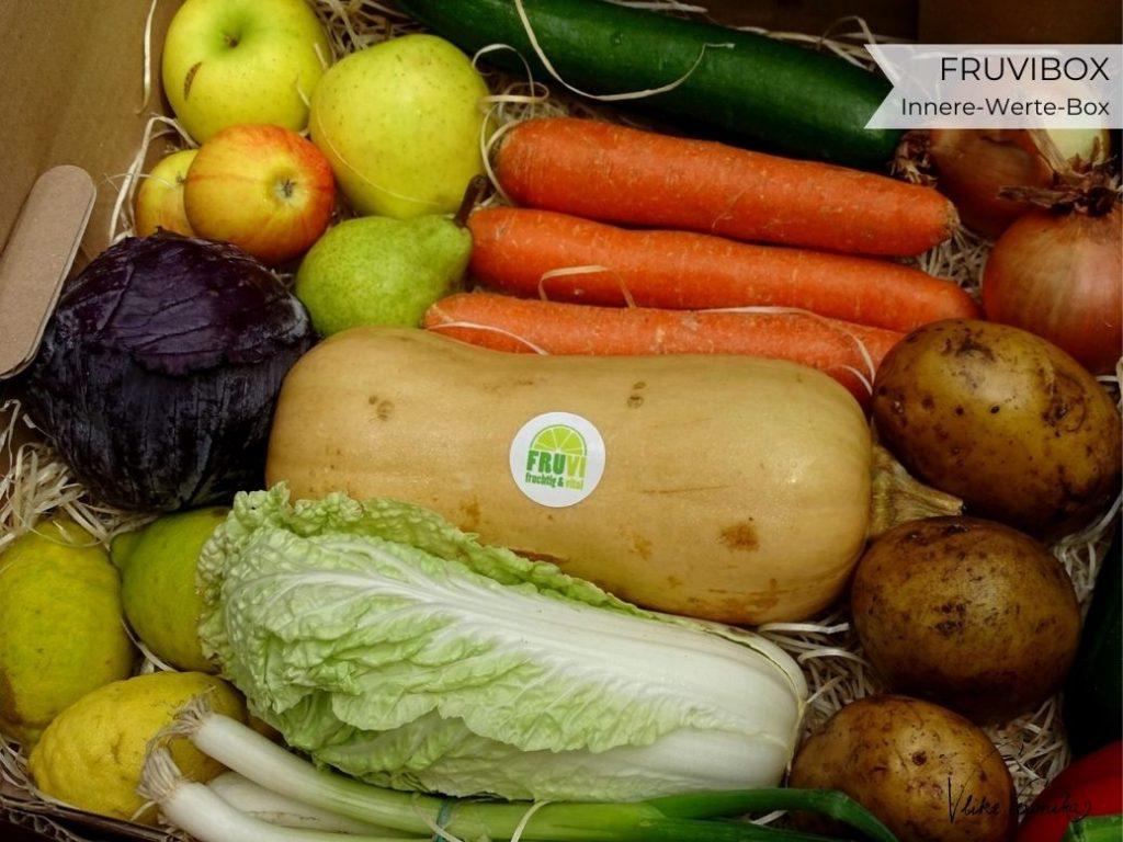 Die Innere-Werte-Box von fruviBox liefert Dir Obst und Gemüse mit perfektem Geschmack nach Wien & Umgebung. Kleine Schönheitsfehler schmeckt man nicht.