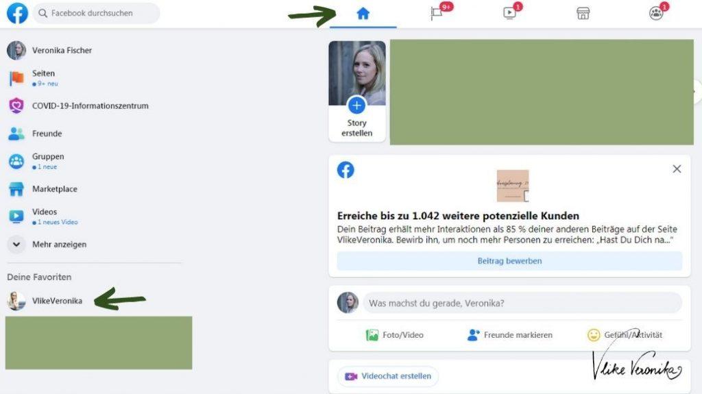 Wie kann ich Beiträge mit der Facebook Business Suite vorausplanen?