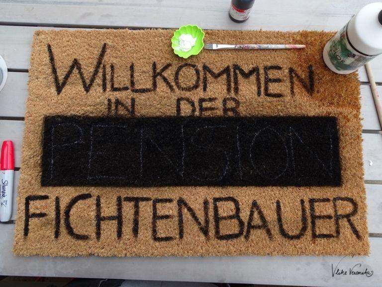 """""""Willkommen in der Pension"""" - das Geschenk zur Pensionierung für Männer und Frauen."""