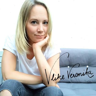 VlikeVeronika ist Veronika Fischer, Texterin, Journalistin und Bloggerin aus Wien
